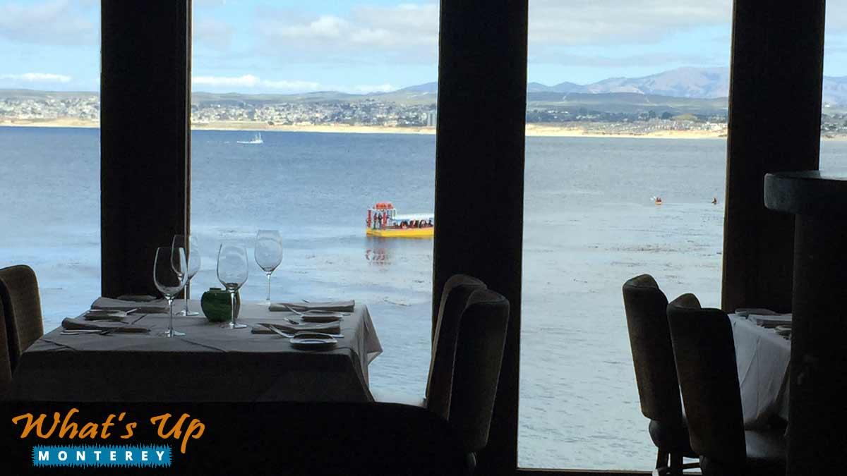 Best Monterey Restaurants With Ocean Views Waterfront