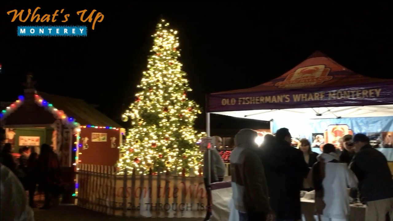 Christmas on the wharf dec 7 2018 monterey events for Asian cuisine ocean pines