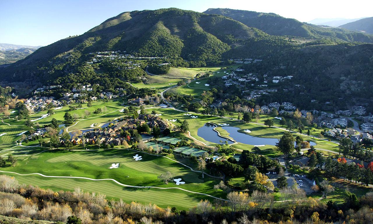 Carmel Valley Ranch Hotels Carmel Valley Ca 93923