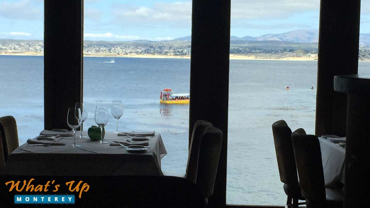 Best Ocean Views Restaurants in Monterey County