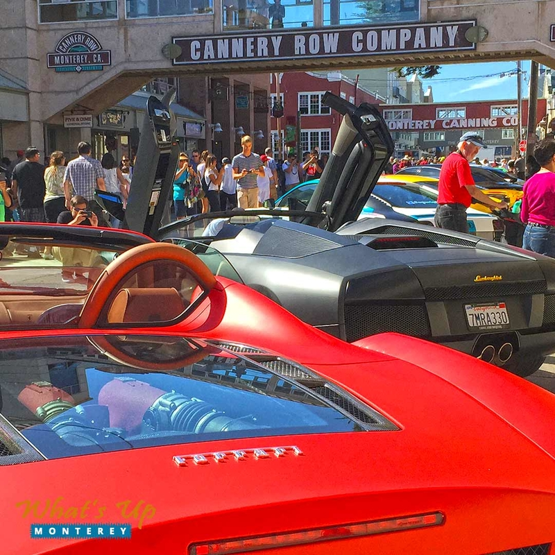 Monterey Car Week Traffic & Road Closures