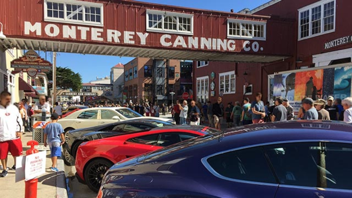 Monterey Car Week Overview