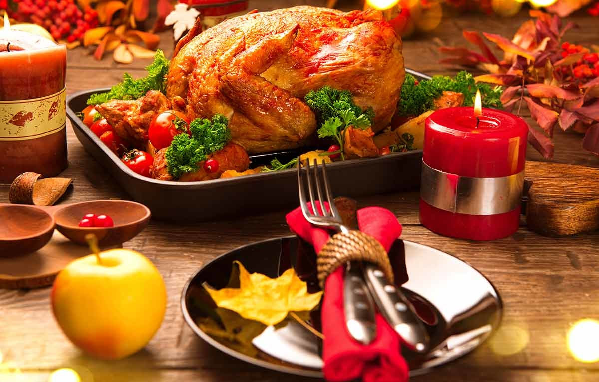 Best Christmas Dinners in Monterey County