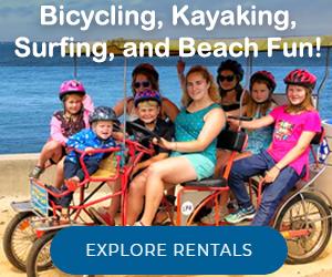 Monterey Bike and Kayak Rentals