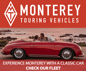 Rent Classic Car in Monterey California