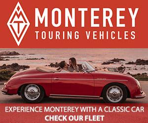 Rent Classic Car in Monterey
