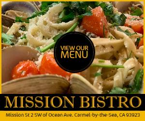 Mission Bistro a Carmel Restaurant