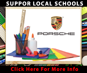 Support Local Schools Drive at Porsche Monterey
