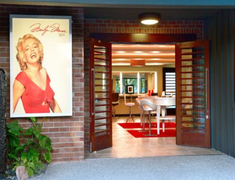 Marilyn Monroe Spa