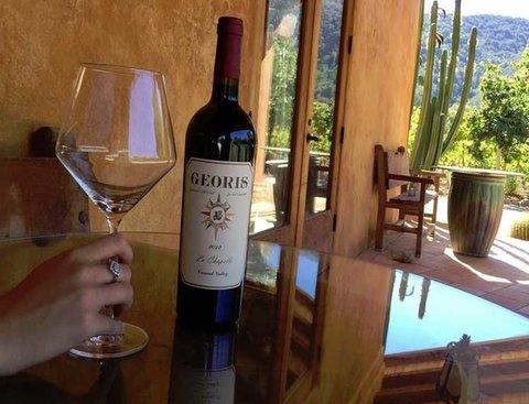 Georgis Winery Tasting Room