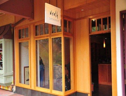 Wrath Wines Carmel Tasting Room