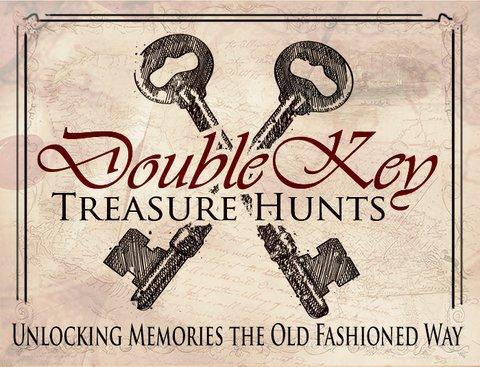 Double Key Treasure Hunts