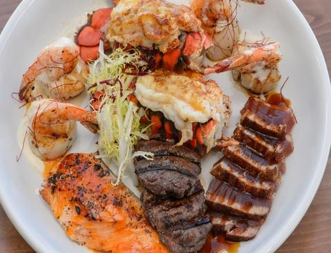 Scales Seafood & Steaks