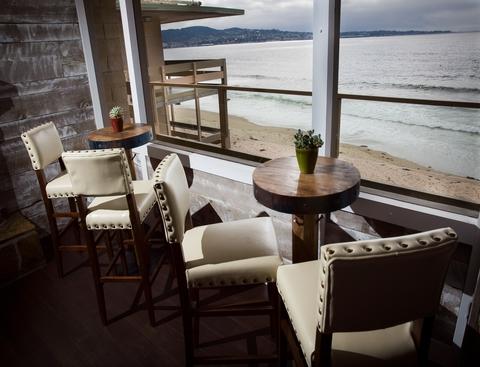 Vizcaino Waterfront Food + Drink at Monterey Tides Hotel