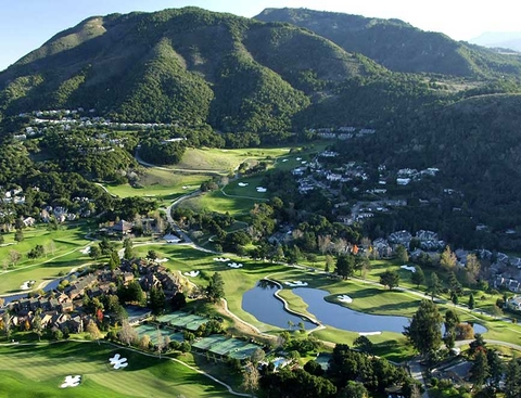 Carmel Valley Ranch Golf Course