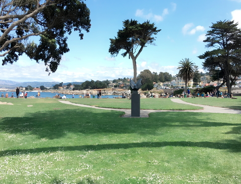 Lovers Point Park & Beach