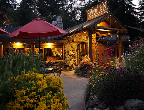 Big Sur River Inn Restaurant