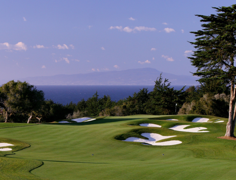 Bayonet & Black Horse Golf Courses - Bayonet Course