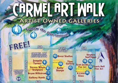 Carmel Art Walk