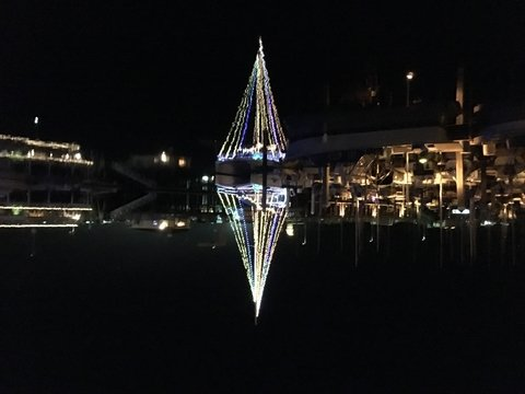 Brighten the Harbor Lighted Boat Parade