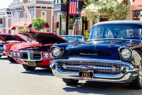 Classic Motorsports Magazine Monterey Kickoff Cruise-In