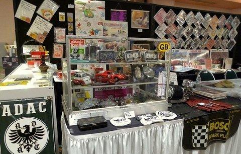 Automobilia Monterey Expo