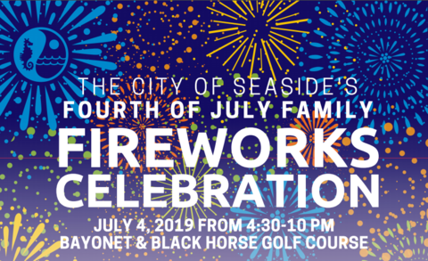 Seaside 4th of July Celebration