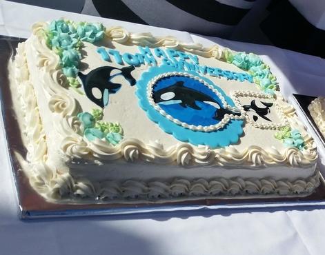 Monterey Wharf Birthday Celebration