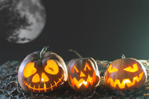 Annual Halloween Wine Dinner & Costume Party