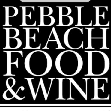 Pebble Beach Food & Wine