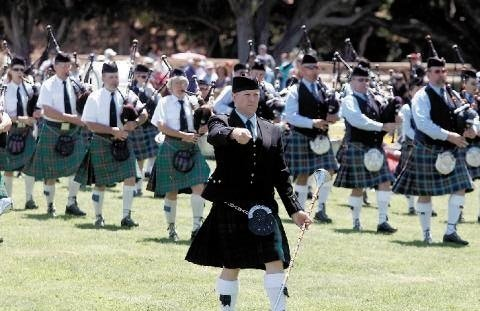 Monterey Scottish Games & Celtic Festival