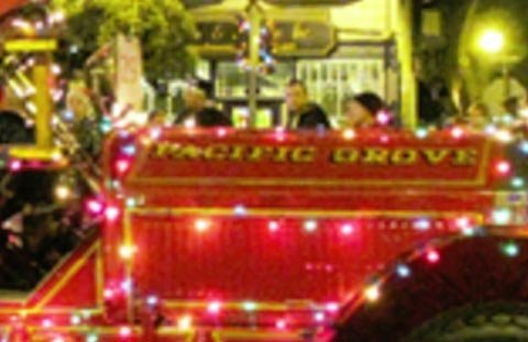 Annual Holiday Parade of Lights