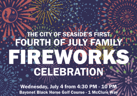 Seaside 4th of July Celebration