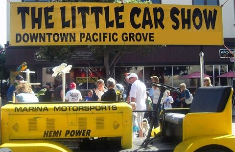 The Little Car Show Aug Pacific Grove Events Calendar - Car show calendar