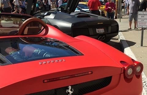 Exotics on Cannery Row