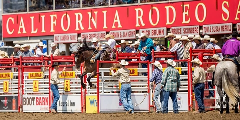 California Rodeo Salinas