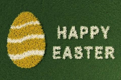 Golf Course Easter Egg Hunt