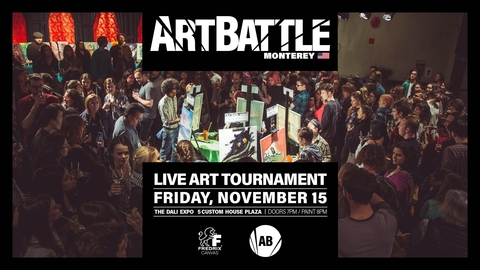 Art Battle Monterey