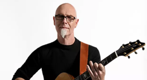 Live Music With John Sherry