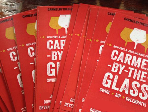 Carmel-By-The-Glass Fiesta Garden Party
