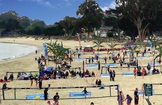 Monterey Beach SportsFest
