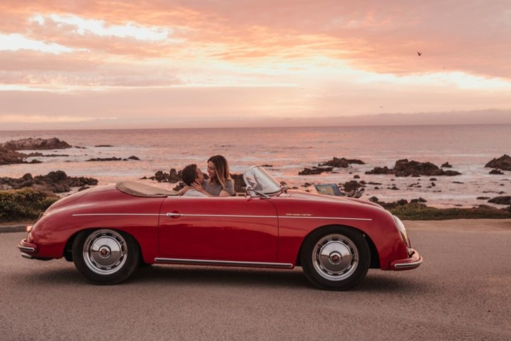 Monterey Touring Vehicles, Classic Car Rentals