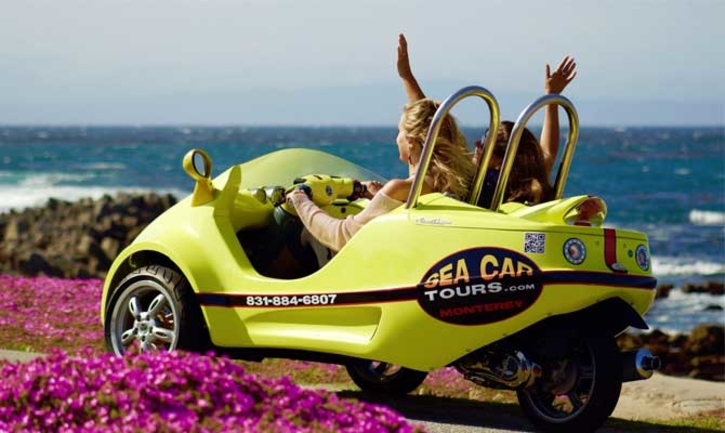 Sea Car Tours