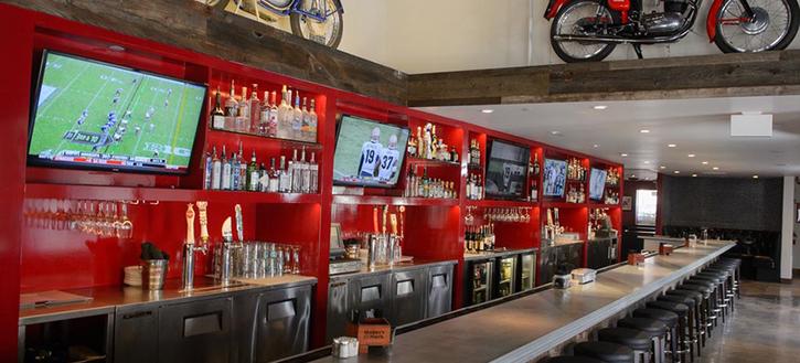 Turn 12 Bar & Grill