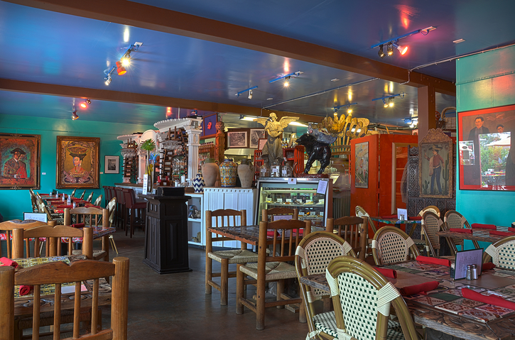 The Haute Enchilada Cafe, Galleries & Social Club