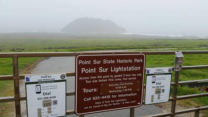 Point Sur Lightstation