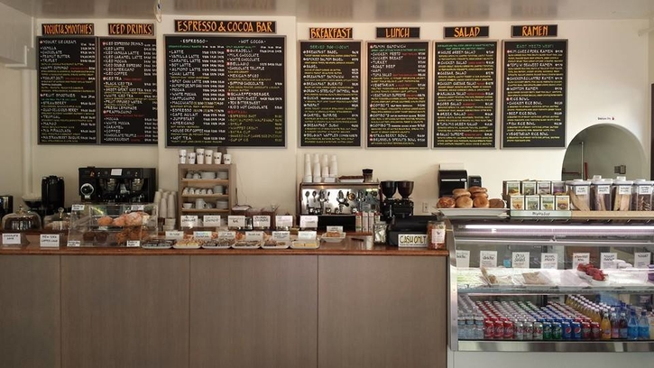Carmel Coffee & Cocoa Bar