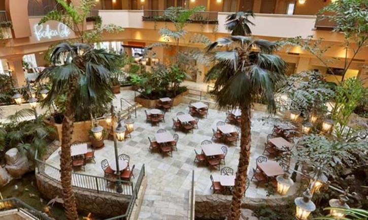 embassy suites monterey bay hotels seaside ca 93955. Black Bedroom Furniture Sets. Home Design Ideas