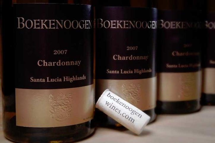 Boekenoogen Vineyards & Winery - Tasting Room