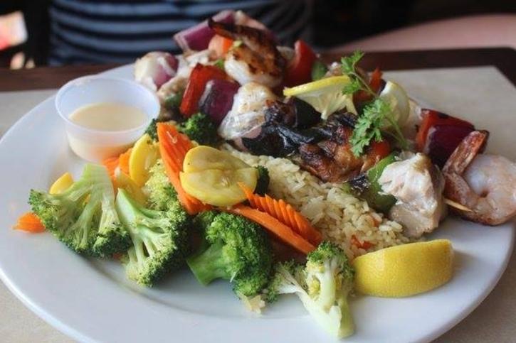 Firefish Grill